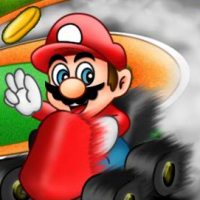 Play Mario-Racing